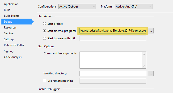 Side Loading/Manually Installing a Navisworks Plugin