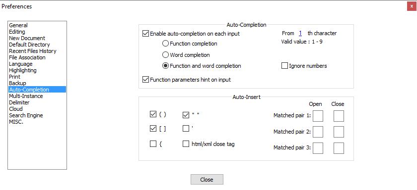 SharePoint Formula UDL for Notepad++